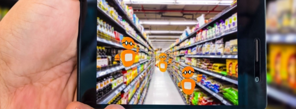 Update opens an Augmented Reality world